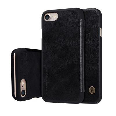 Nillkin Qin Case для iPhone 7/8 Черный