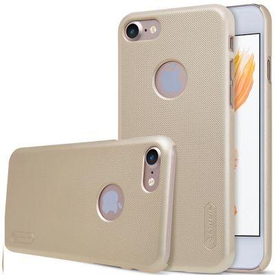 Клип-кейс Nillkin для iPhone 7/8 Золотой