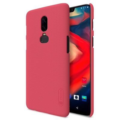 Клип-кейс Nillkin для Xiaomi Oneplus 6 Red (Красный)