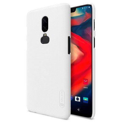 Клип-кейс Nillkin для Xiaomi Oneplus 6 White (Белый)