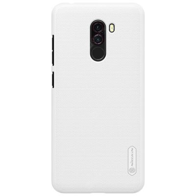 Клип-кейс Nillkin для Xiaomi Pocophone F1 Белый
