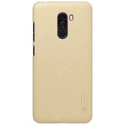 Клип-кейс Nillkin для Xiaomi Pocophone F1 Золотой