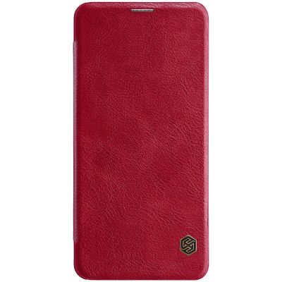 Nillkin Qin Case для Pocophone F1 Red (Красный)