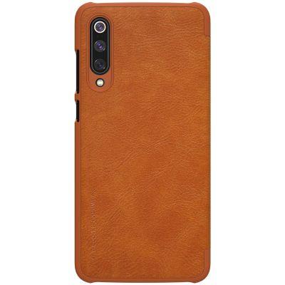 Nillkin Qin Case для Xiaomi Mi 9 Коричневый