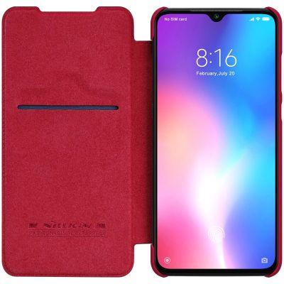 Nillkin Qin Case для Xiaomi Mi 9 Красный