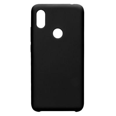 Силиконовый чехол для Xiaomi Mi A2 / Mi 6x Черный
