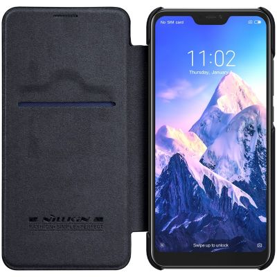 Nillkin Qin Case для Xiaomi Mi A2 Lite / 6 Pro Черный