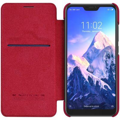 Nillkin Qin Case для Xiaomi Mi A2 Lite / 6 Pro Красный