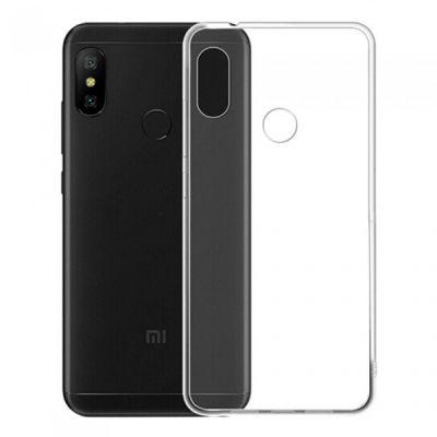 Силиконовый чехол для Xiaomi Mi A2 Lite / 6 Pro