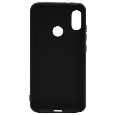 Силиконовый чехол для Xiaomi Mi A2 Lite / 6 Pro Черный