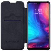 Nillkin Qin Case для Redmi Note 7 Черный