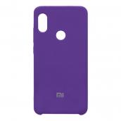 Клип-кейс Soft Touch для Redmi Note 7 Фиолетовый