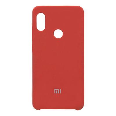 Клип-кейс Soft Touch для Xiaomi Mi Play Красный