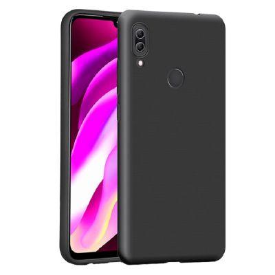 Силиконовый чехол для Xiaomi Mi Play Черный