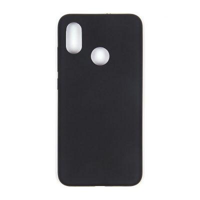 Силиконовый чехол для Xiaomi Mi 8 Черный