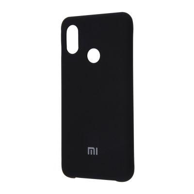 Клип-кейс Soft Touch для Xiaomi Mi 8 Черный