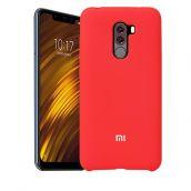Клип-кейс Soft Touch для Xiaomi Pocophone F1 Красный