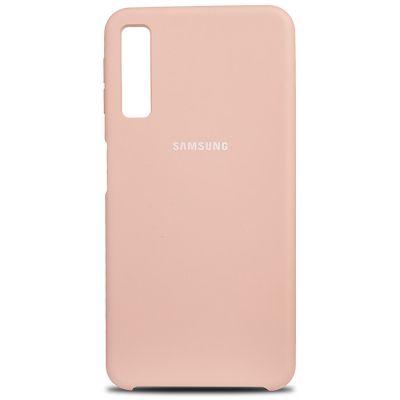 Клип-кейс Soft Touch для Samsung Galaxy A30s Розовый