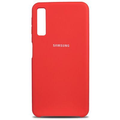Клип-кейс Soft Touch для Samsung Galaxy A30s Красный