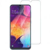 Защитное стекло прозрачное для Samsung Galaxy A40