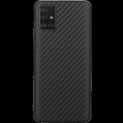 Карбоновый Чехол для Samsung Galaxy A51