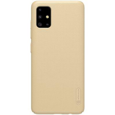 Клип-кейс Nillkin для Samsung Galaxy A51 Золотой