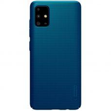 Клип-кейс Nillkin для Samsung Galaxy A51 Синий
