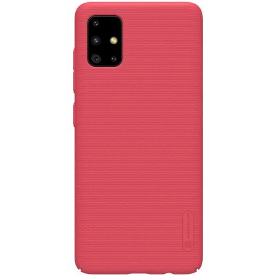 Клип-кейс Nillkin для Samsung Galaxy A51 Красный