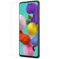 Защитное стекло прозрачное Samsung Galaxy A51