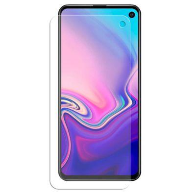 Защитное стекло прозрачное для Samsung Galaxy S10E