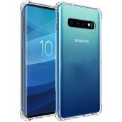 Чехол силиконовый прозрачный для Samsung Galaxy S10