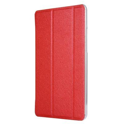 Чехол-книжка для Xiaomi Mi Pad 4 Red (Красная)