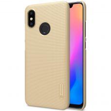 Клип-кейс Nillkin для Xiaomi Mi 8 Gold (Золотой)