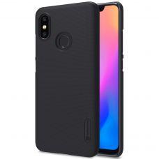 Клип-кейс Nillkin для Xiaomi Mi 8 Black (Черный)