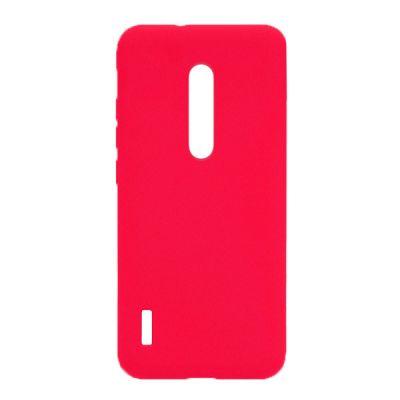Клип-кейс Soft Touch для Xiaomi Mi 9T Красный