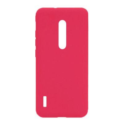 Клип-кейс Soft Touch для Xiaomi Mi 9T Малиновый