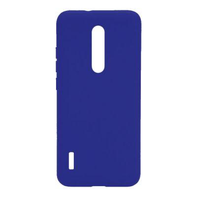 Клип-кейс Soft Touch для Xiaomi Mi 9T Синий