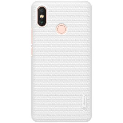 Клип-кейс Nillkin для Xiaomi Mi Max 3 Белый