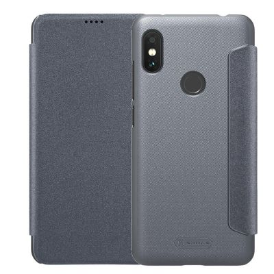 Nillkin Sparkle для Xiaomi  Mi Max 3 Черный