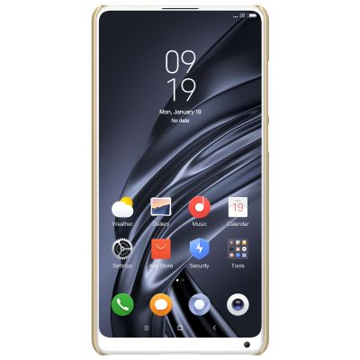 Клип-кейс Nillkin для Xiaomi Mi Mix 2S Gold (Золотой)