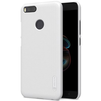 Клип-кейс Nillkin для Xiaomi Mi A1 / Mi5x White (Белый)