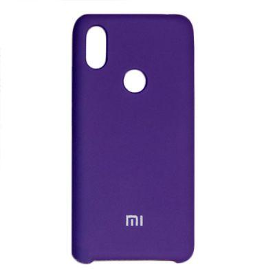 Клип-кейс Soft Touch для Xiaomi Redmi 6 Pro/ Xiaomi Mi A2 Lite Фиолетовый