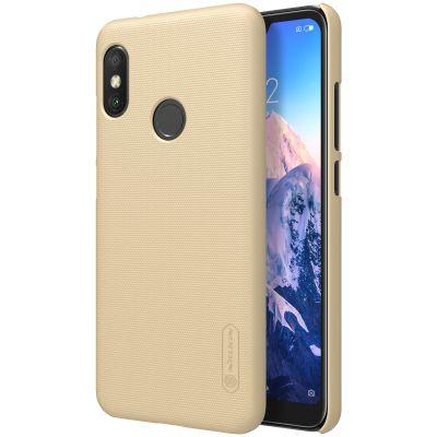 Клип-кейс Nillkin для Xiaomi Mi A2 lite / Redmi 6 pro Gold (Золотой)