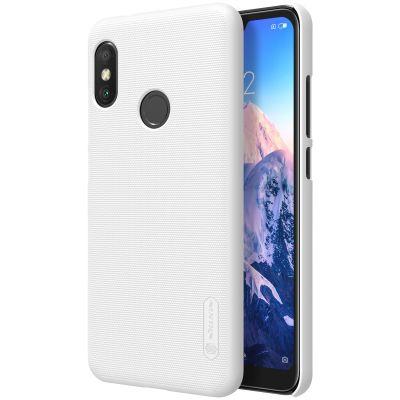 Клип-кейс Nillkin для Xiaomi Mi A2 lite / Redmi 6 pro White