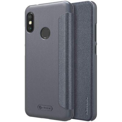 Nillkin Sparkle для Xiaomi Mi A2 Lite / Redmi 6 Pro Grey