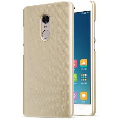 Клип-кейс Nillkin для Xiaomi Redmi Note 4x Gold (Золотой)