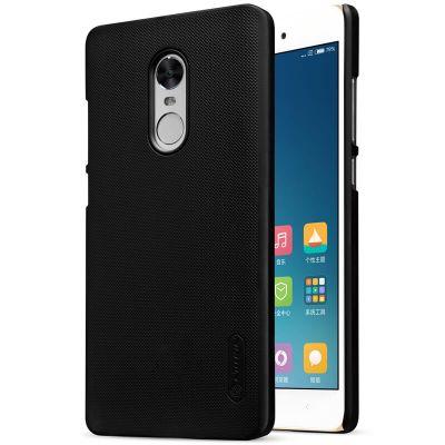 Клип-кейс Nillkin для Xiaomi Redmi Note 4x Black (Черный)