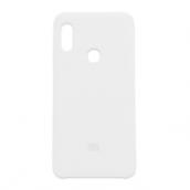 Клип-кейс Soft Touch Xiaomi Redmi Note 6 Pro Белый