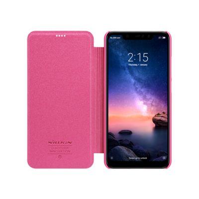 Nillkin Sparkle для Xiaomi Redmi Note 6 Pro Pink