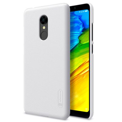 Клип-кейс Nillkin для Xiaomi Redmi 5 White (Белый)